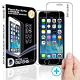 WITKEEN Defenslim IP-6PG 2Pack iPh.6+/6s+ Tempered Glass Screen Protector - Shatter Resistant , Compatible for iPhone 6s Plus / 6 Plus
