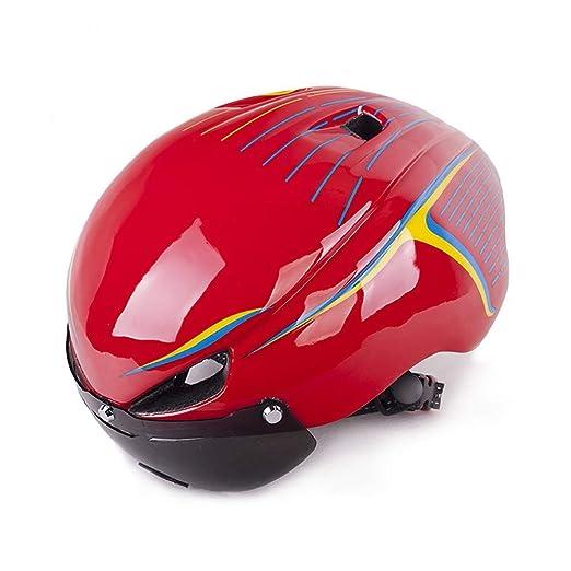 YLFC Casco Bicicleta, Bike Helmet, CE Certificado Casco de ...
