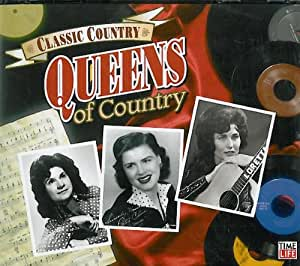 Classic Country - Queens of Country - 3 CD Set!