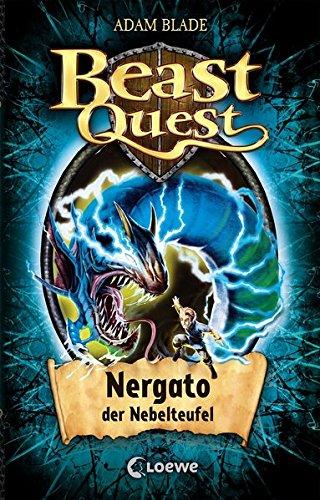 Beast Quest – Nergato, der Nebelteufel