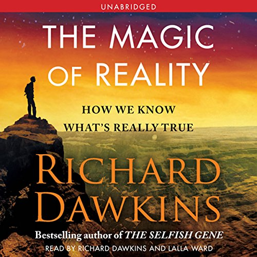 The Magic of Reality: How We Know What's Really True Audiobook [Free Download by Trial] thumbnail