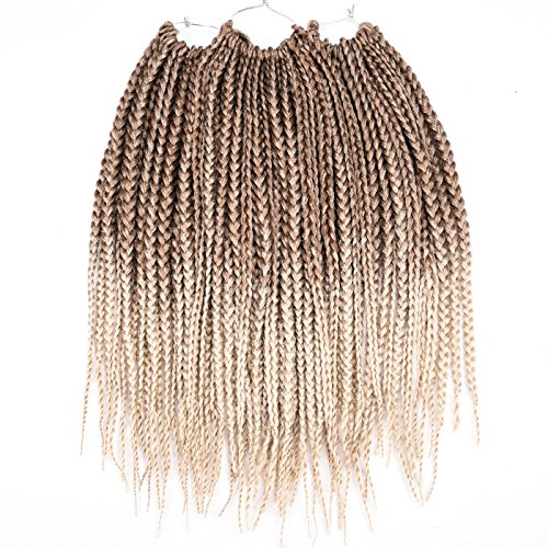 Silike Braids Crochet Pretwisted Extensions