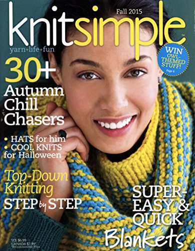 Knit Simple Fall 2015 -