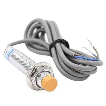 heschen detector de interruptor de sensor de proximidad inductivo LJ12 A3 – 4-J/