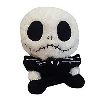 Amazon.com: Disney Parks Baby Jack Skellington Plush Doll ...