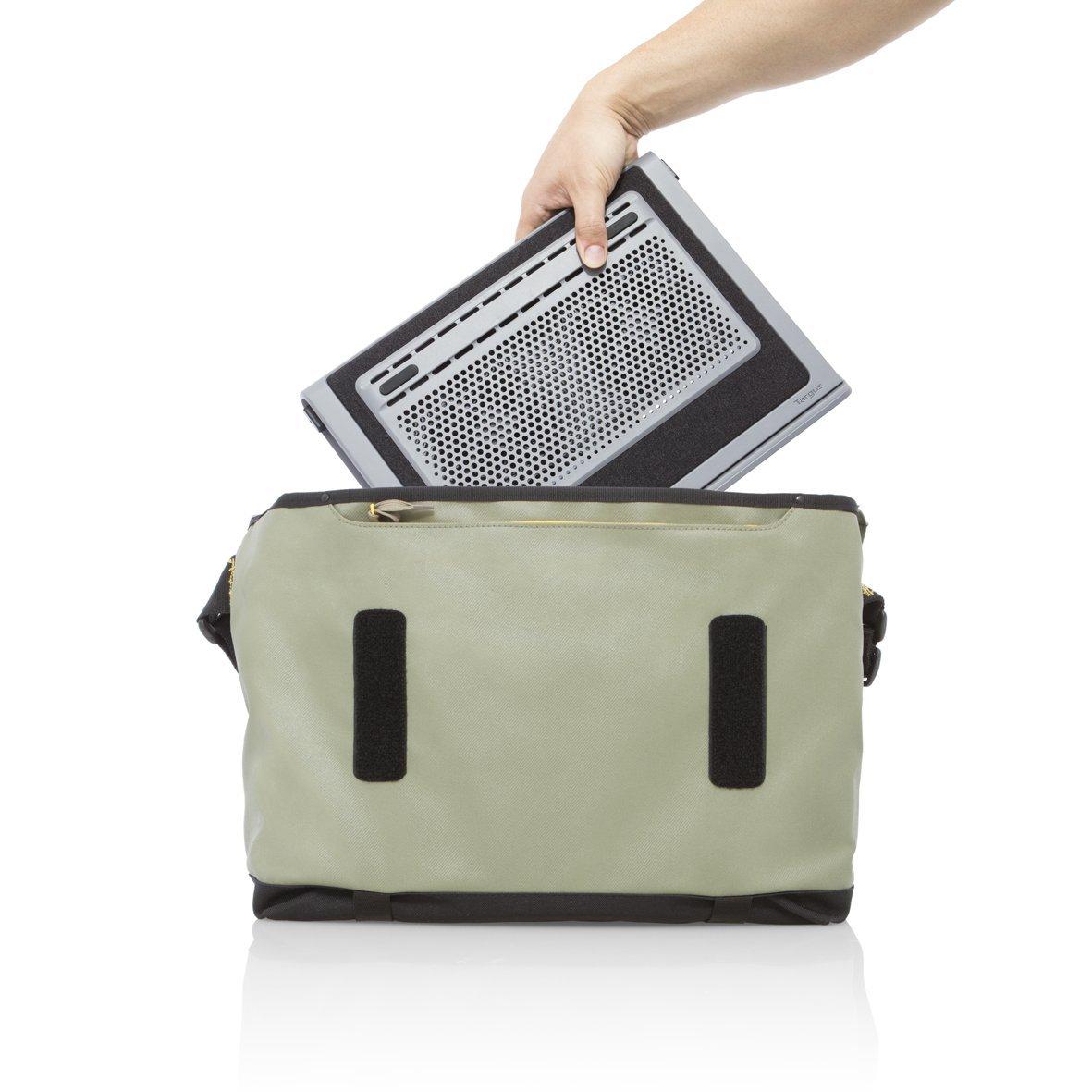 cooling pad ultra fin pour Ordinateur Portable Noir Targus AWE69EU refroidisseur