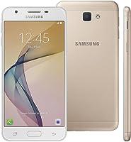 """Smartphone Samsung Galaxy J5 Prime Dourado, 32GB, Tela 5"""", Leitor Digital, Câmera Frontal com Flash a LED, 4G, Dual Chip (Dourado)"""