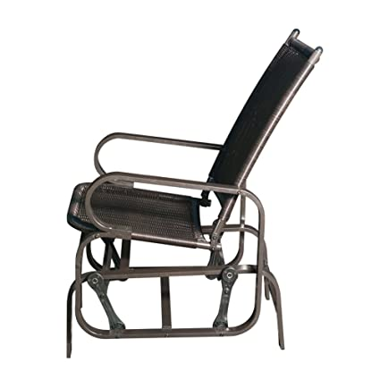 Surprising Sln Patio Wicker Gliders Steel Frame Rocking Chair For Outdoor Inside Black Forskolin Free Trial Chair Design Images Forskolin Free Trialorg