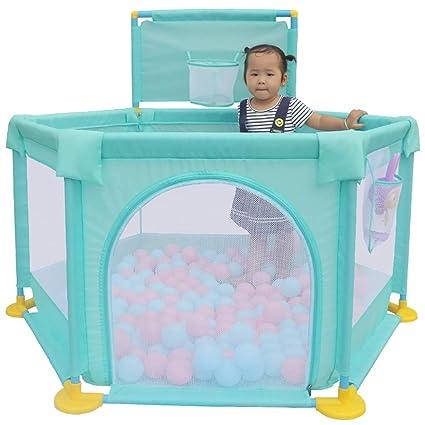 Amazon Com Baby Playpen Activity Center Fence Children S Play