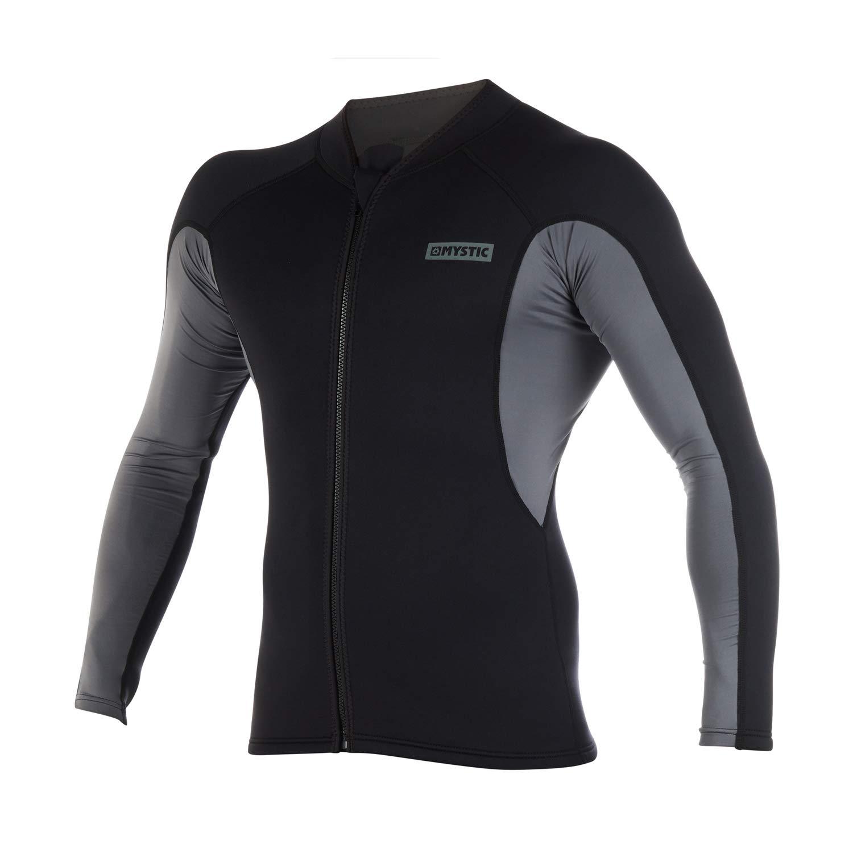 Mystic Brand 1.5mm Neoprene Jacket 2019 Black