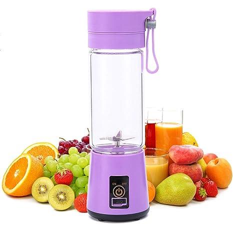Amazon com: Spardar Portable Juicer Blender, Household Fruit