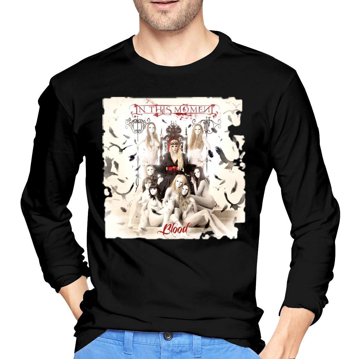 Fssatung S In This Mot Blood Tee Black Shirts