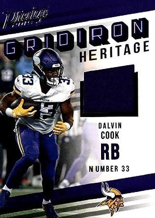 2017 Panini Rookies and Stars #291 Dalvin Cook Minnesota Vikings Rookie