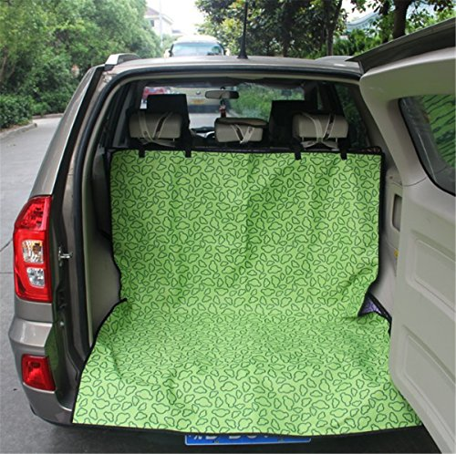 purple and green car seat covers - 9