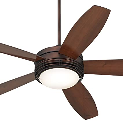 60u0026quot; Casa Province Bronze Outdoor Ceiling Fan
