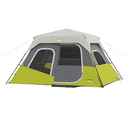Amazon Core 6 Person Instant Cabin Tent 11 X 9 Sports