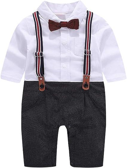 cool elves - Traje de Vestir Mono Ropa de Bautizo para Bebés Niño ...