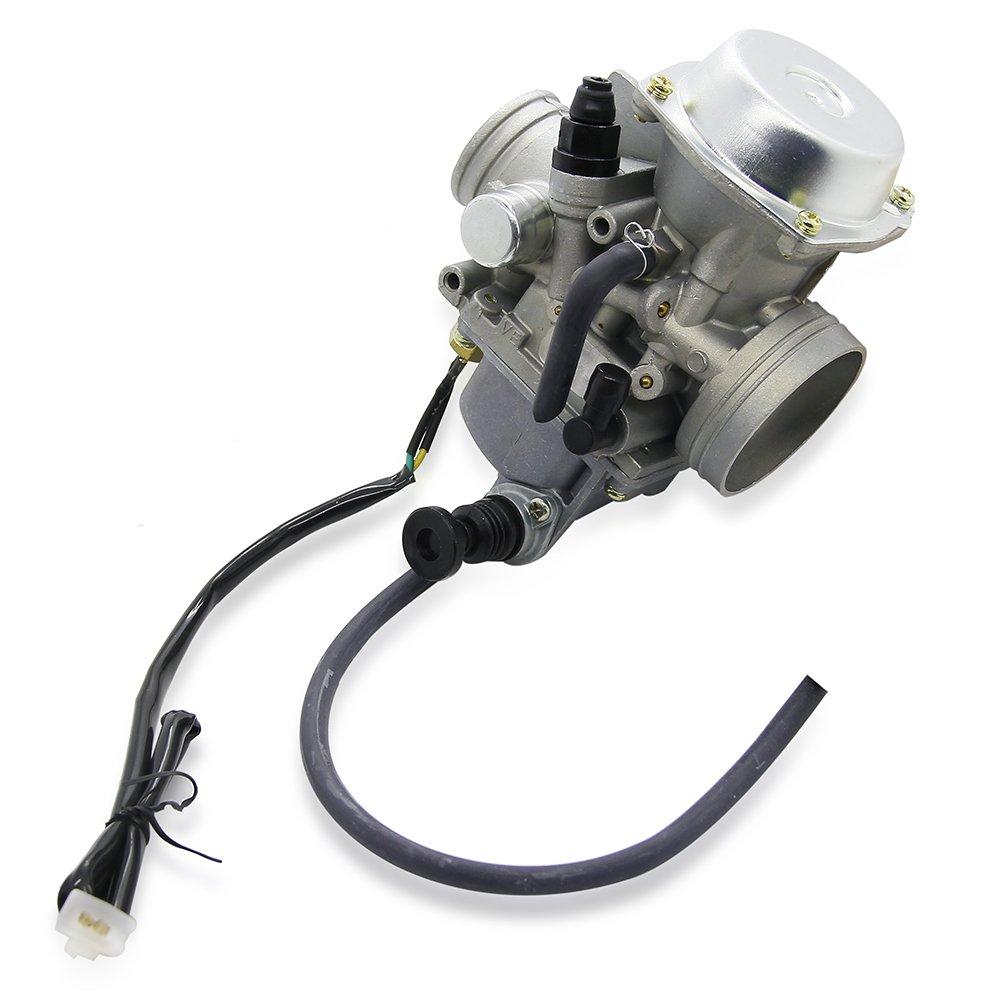 Atv Carburetor For Honda Trx350 Foreman 450 Trx Trx450es Wiring Diagram Trx450fe Trx450fm Trx450s Carb Rancher 350es Fe Fm Te Tm 300