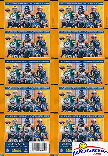 Football Stickers Collection Superstars Including