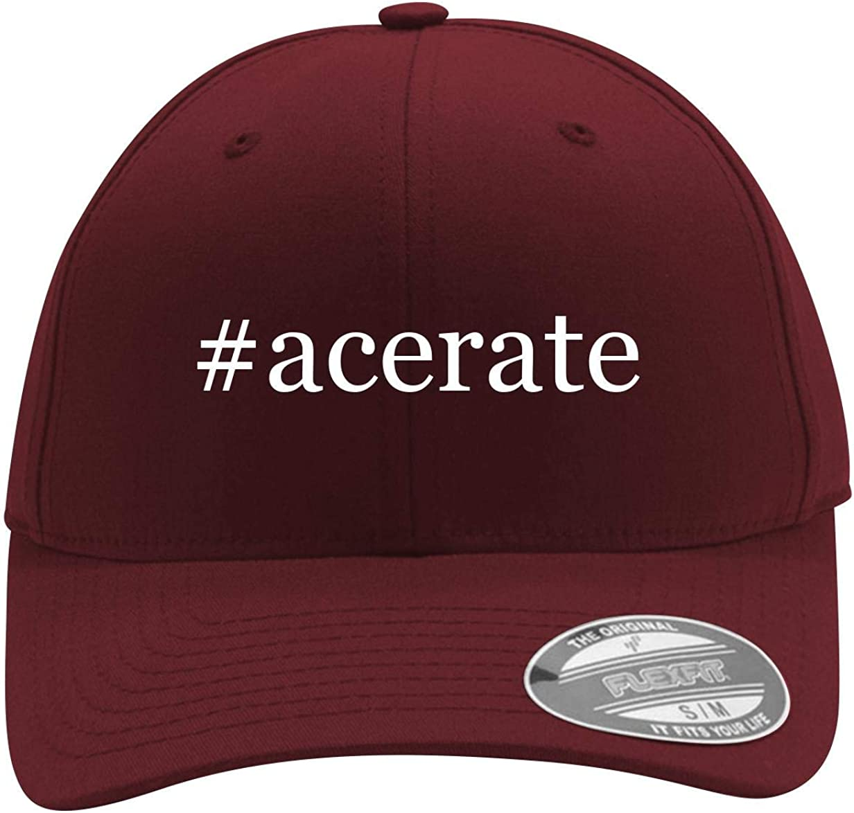#Acerate - Men's Hashtag Flexfit Baseball Cap Hat 6106IhSYAzL