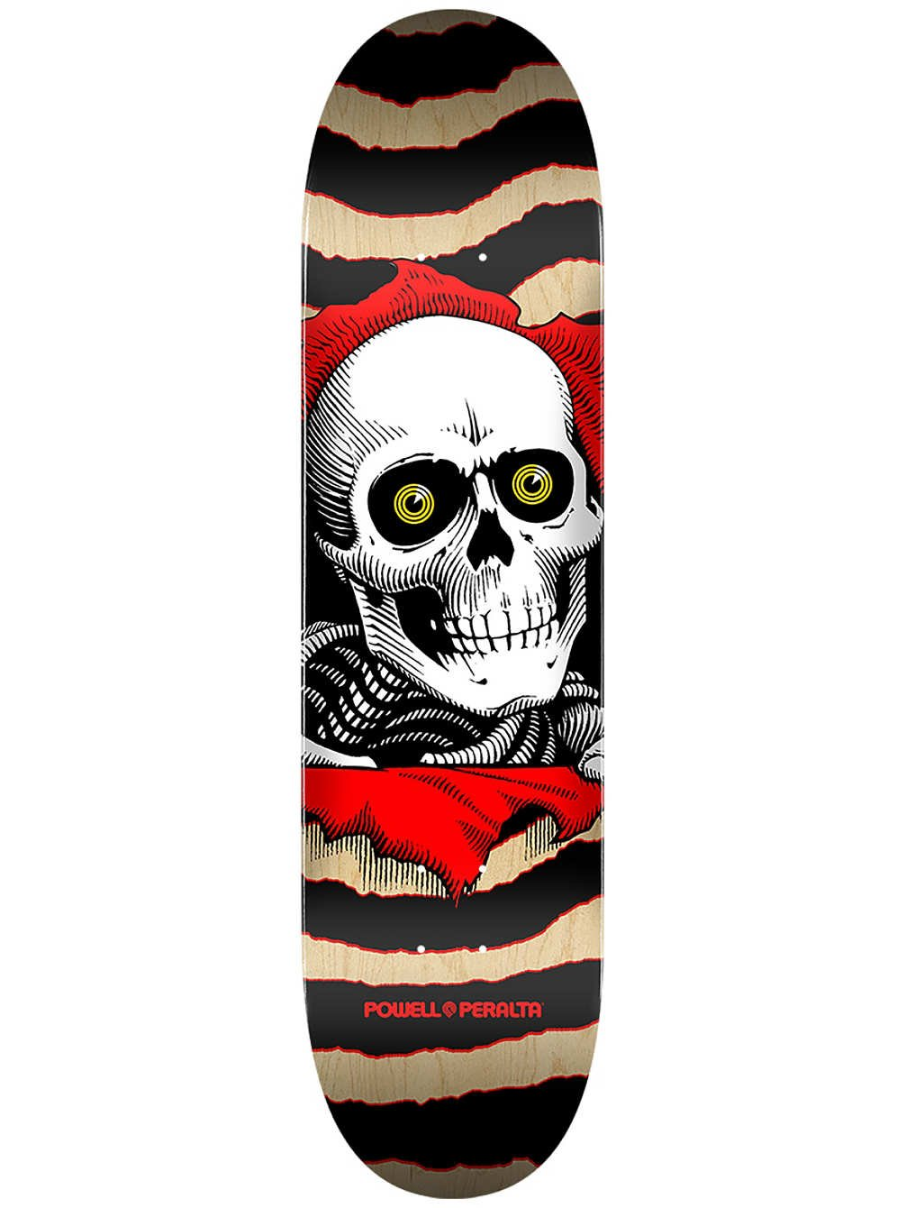 Powell Peralta Ripper One Off 8.0 x 32.125 Skateboard