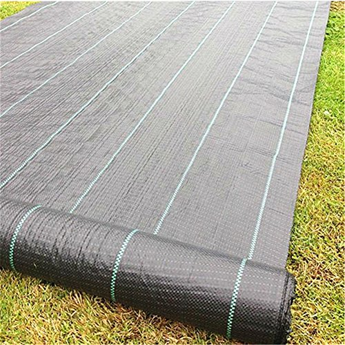 golden-moon-weed-barrier-landscape-fabric-3oz-weed-barrier-cloth-3ft-x-100ft-black-garden-fabric