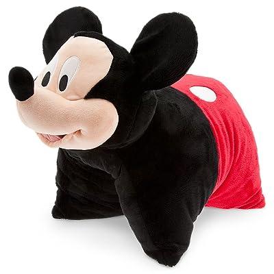 Disney Mickey Mouse Plush Pillow: Toys & Games