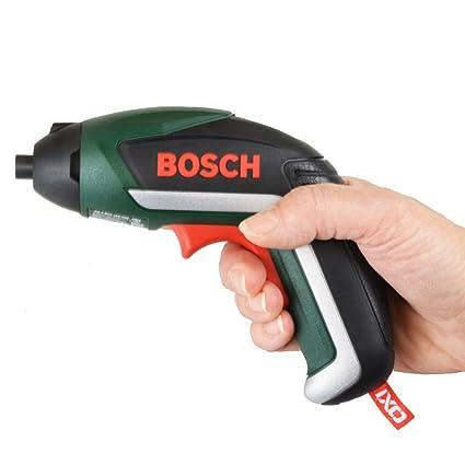 Bosch atornillador inalámbrico IXO V 3,6 V LI-ION Mini Taladro ...