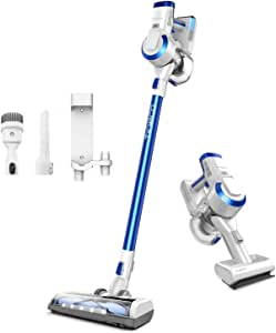 Tineco A10 Hero Cordless Stick Vacuum Cleaner, 2-in-1 Handheld, Lightweight 350W Rating Power with Detachable Li-Ion Battery, Multi-Surface Cleaning for Carpet,Hard Floor and Pet Hair