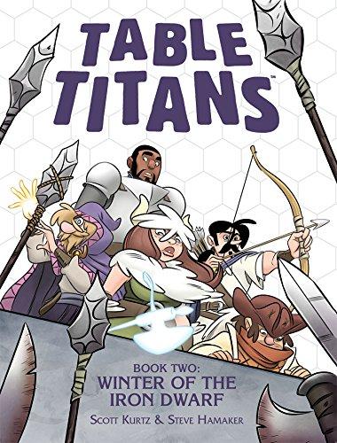 Table Titans Volume 2  Winter Of The Iron Dwarf
