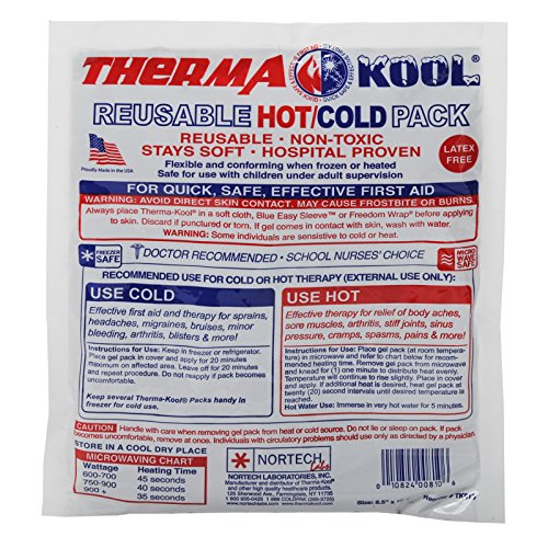 Thermacool Reusable Cold & Heat Pack EACH (10 Each Pack)