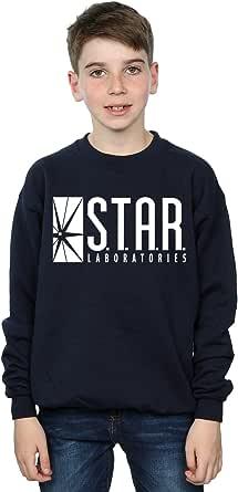 DC Comics niños The Flash Star Labs Camisa De Entrenamiento