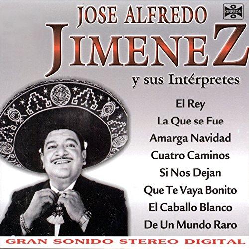 ... José Alfredo Jiménez [Clean]