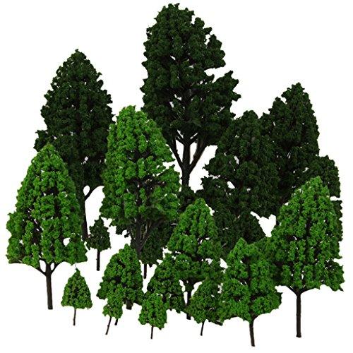 MonkeyJack 24x Multi Scale Poplar Tree Model Train for sale  Delivered anywhere in Canada