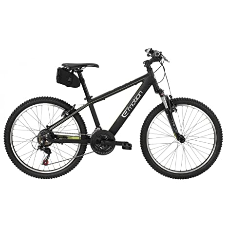 BH-Bicicleta eléctrica EMOTION EasyGo Kid 2016-M: Amazon.es ...