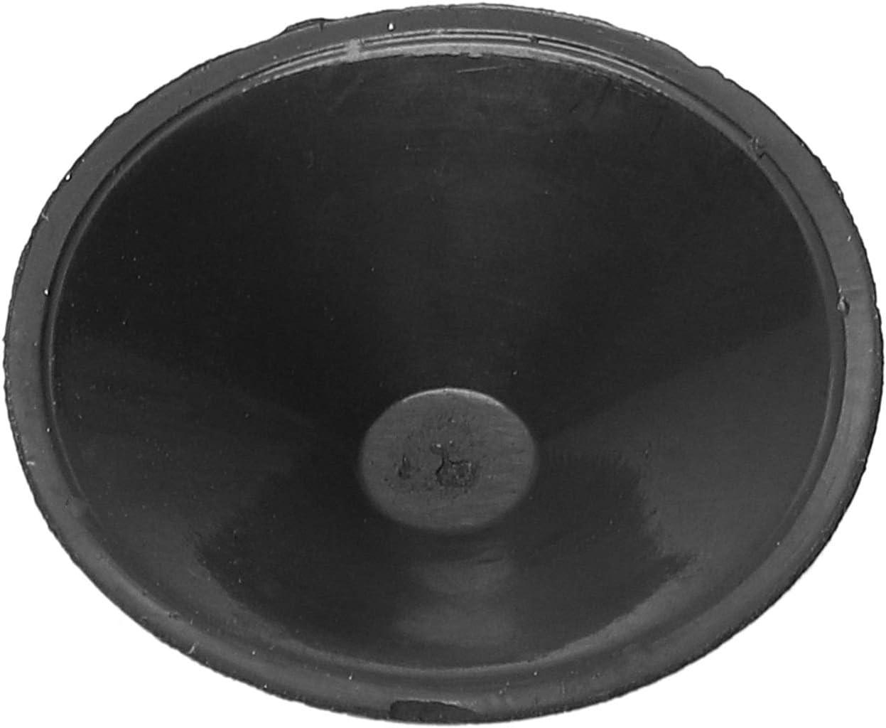 Fauge 10 X Caoutchouc Noir 27Mm Ventouse Clip Ventouse pour Pompe DAquarium