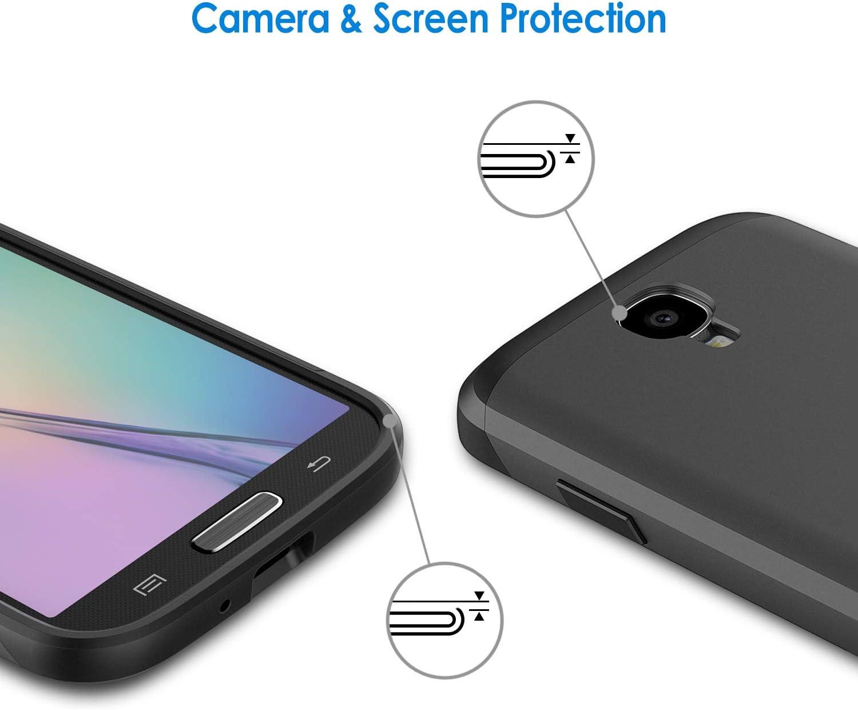 JETech Funda para Samsung Galaxy S4, Carcasa Protectora ...