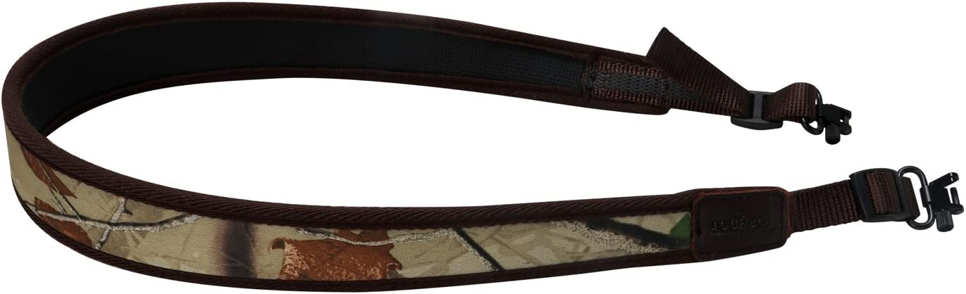 Tourbon Hunting Ourdoor - Correa Impermeable de Neopreno para Escopeta, Color Camuflaje