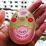 Temporizador P/Cozimento De Ovos Mole/Médio/Duro - Egg Timer