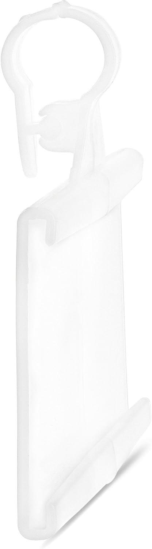 Amazon.com: Pack de 100 - Estantería de alambre de plástico ...