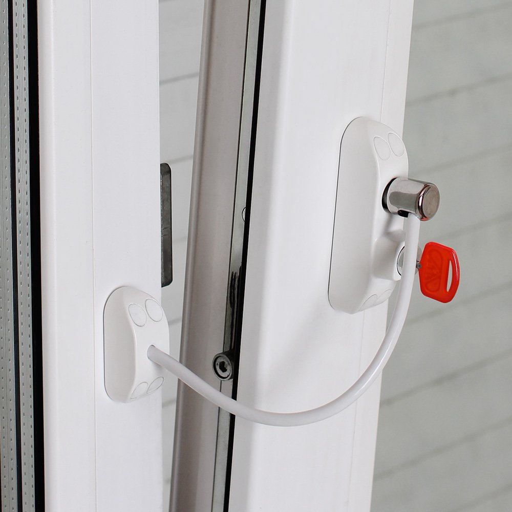 BSL Cable Prime - Window/Door Restrictor - Baby Safety & Intrusion Defence
