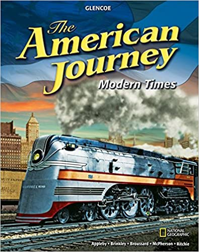 Amazon.com: The American Journey: Modern Times, Student Edition ...