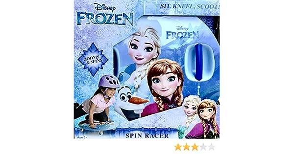 Kneel Scoot! Nextsport Disney Frozen Scoot Racer Sit