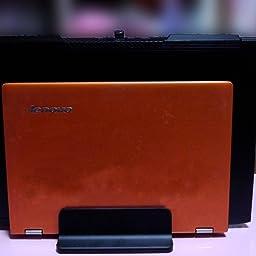 Amazon Co Jp ノートパソコン スタンド Pcスタンド 縦置き 2台収納 ホルダー幅調整可能 アルミ合金素材 Obenri Vertical Laptop Double Stand For Macbook Pro Air Mini Clamshell Mode All Notepc パソコン 周辺機器