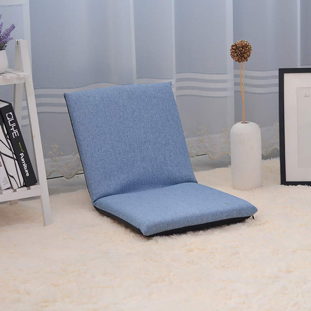YWTY Beinloser Stuhl, justierbarer Erwachsener Rest Legless Stuhl, passend für Das Spielen von Spielen, vom Lesen und vom Fernsehen