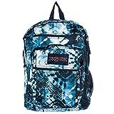 Jansport Unisex Big Student Back Pack Indigo Shibori One Size