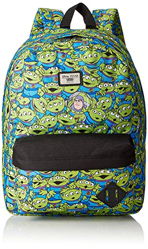 Exclusive Vans Toy Story Aliens Old Skool Backpack