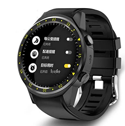 Amazon.com: F1 GPS Sport Smart Watch with Camera Altimeter ...