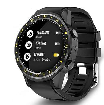 Boyuan F1 GPS Sport Reloj Inteligente con cámara Altímetro ...