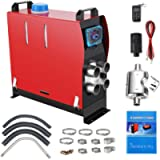 Anbull 8KW Diesel Air Heater,12V All in One Kit Diesel Heater with Remote Control and LCD Display for RV Trucks Boat Car…